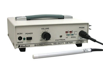 HD-307 Bidirectional Surgical Doppler